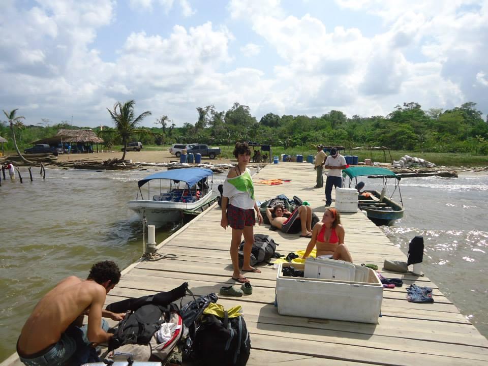 plan b viajero, odisea a Panamá Cartí