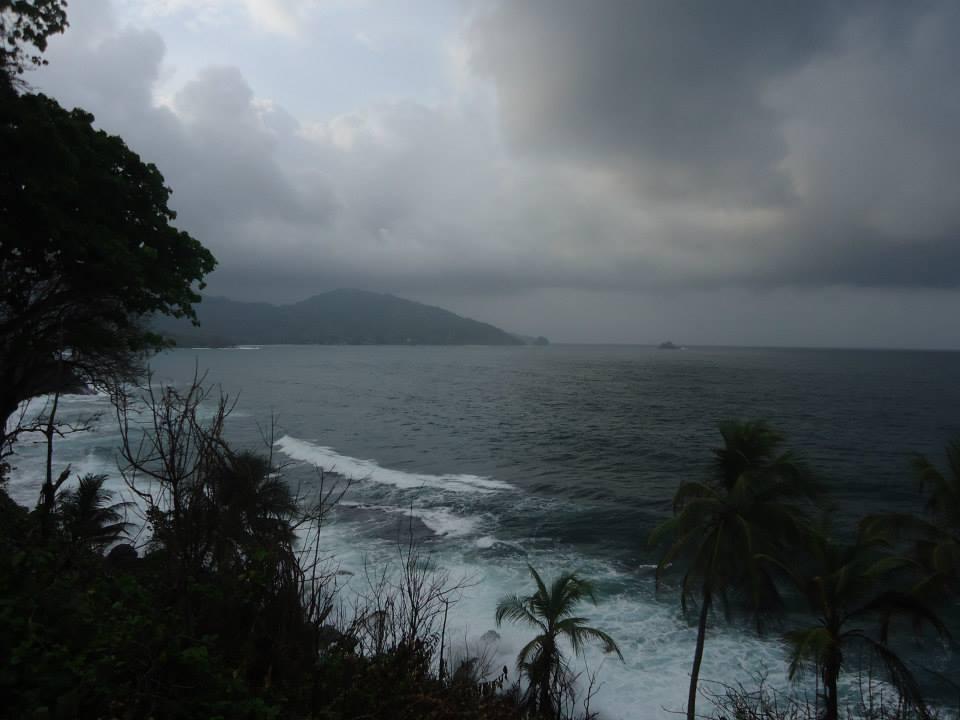 plan b viajero, cruzando en lancha de Colombia a Panamá