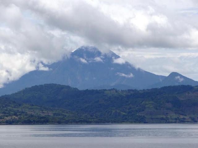 El Salvador San Salvador Lago Ilopango