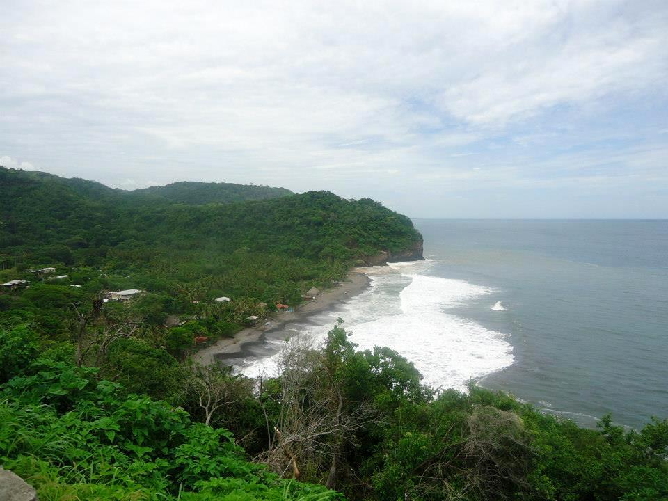 Playa Mizata El Salvador San Salvador
