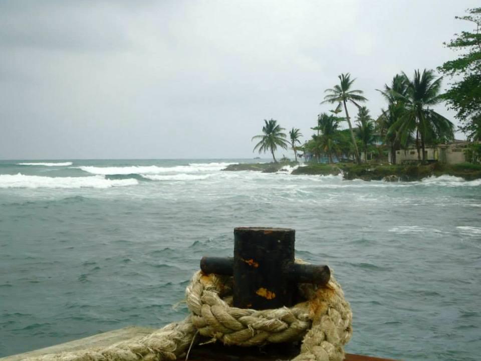 plan b viajero, cruzando en lancha de Colombia a Panamá, Puerto Obaldía