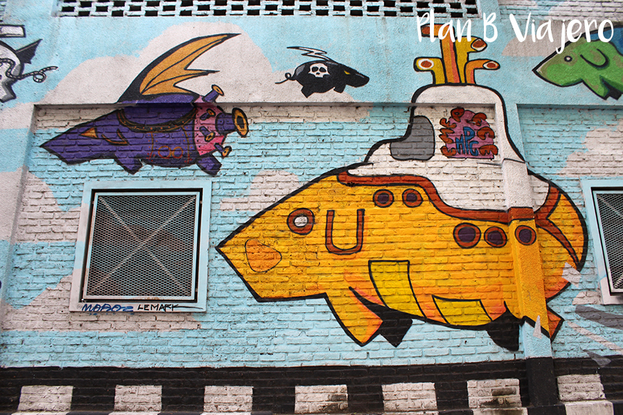 plan b viajero, buenos aires arte urbano