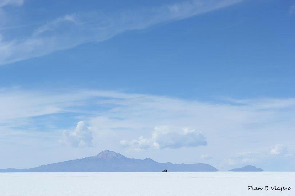 plan b viajero, Salar de Uyuni Volcán Tunupa