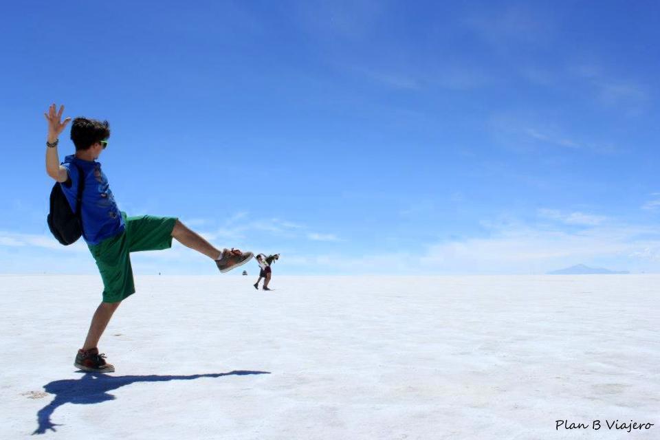 plan b viajero, salar de uyuni, Salar Uyuni, Bolivia