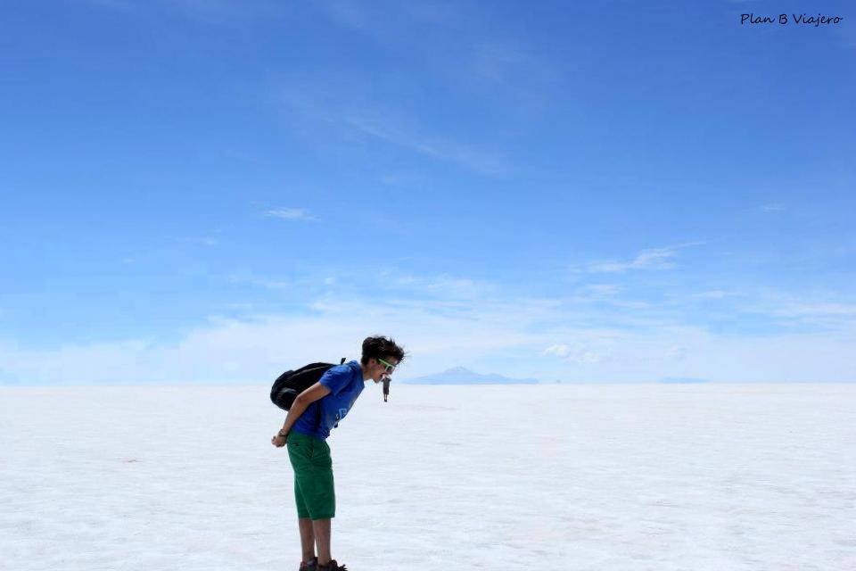 plan b viajero, salar de uyuni, bolivia