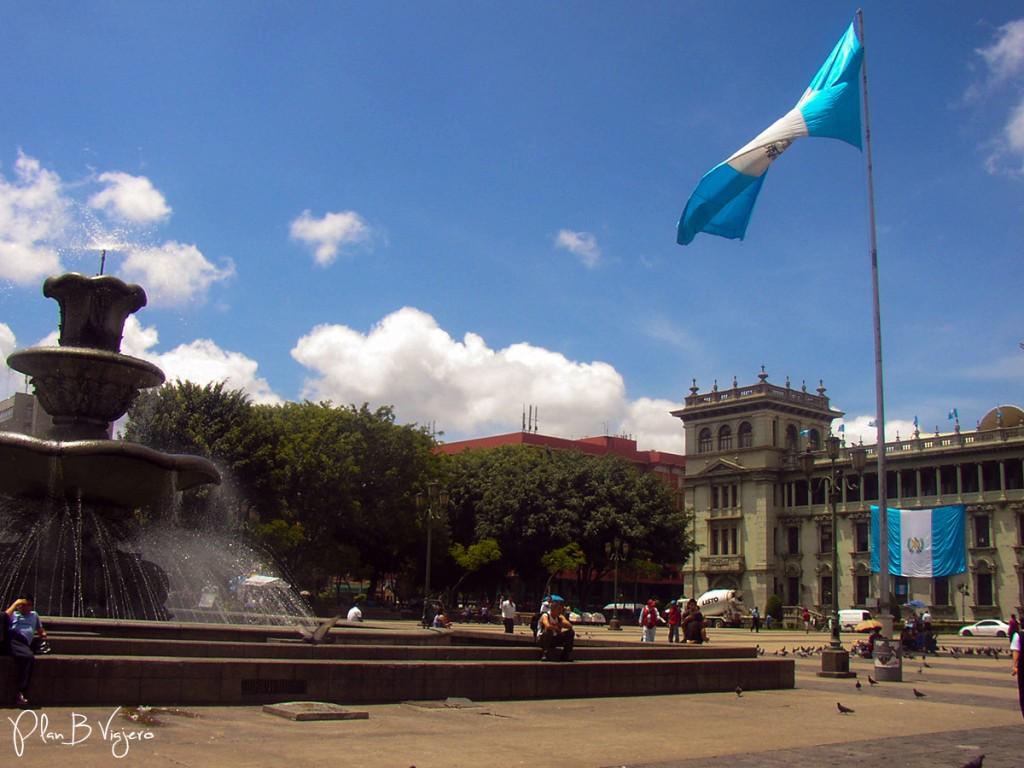 plan b viajero Ciudad de Guatemala y Antigua