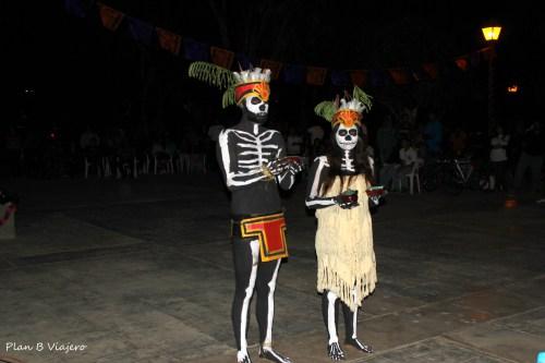 Día de Muertos en Guerrero Negro (Baja California Sur)