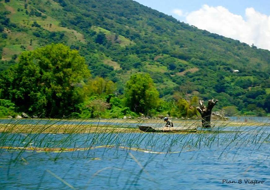 plan b viajero Lago Atitlán