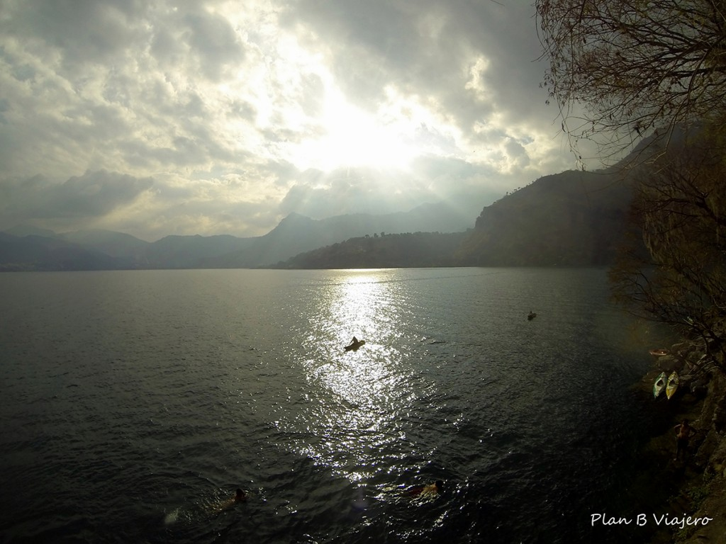 plan b viajero, Lago Atitlán San Marcos