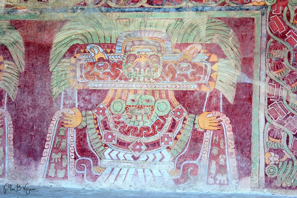 Plan B Viajero, Teotihuacan Tetitla