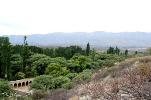 Camino a la Cascada El Remate (Amaicha del Valle)