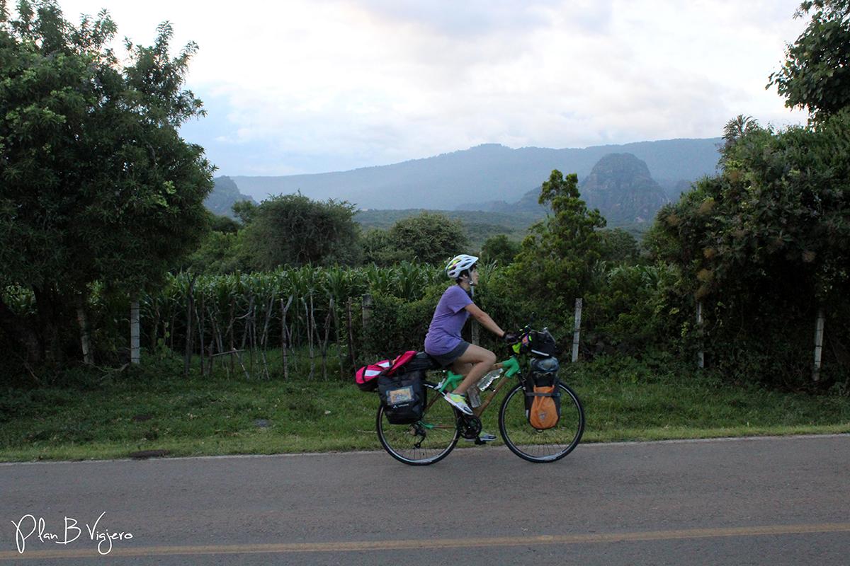 plan b viajero aprendiendo a viajar en bici