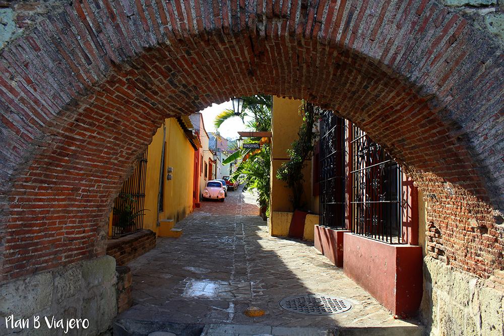 plan b viajero, ciudad de oaxaca, viajando por mexico en bicicleta