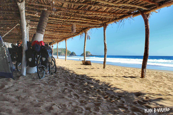 plan b viajero, las mejores playas de Oaxaca, zipolite playa