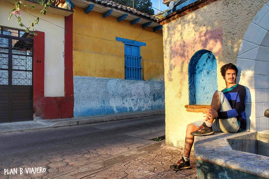 plan b viajero, San Cristóbal de Las Casas