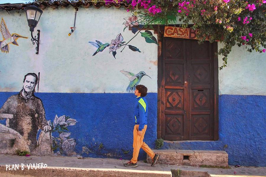 plan b viajero, San Cristóbal de Las Casas Chiapas