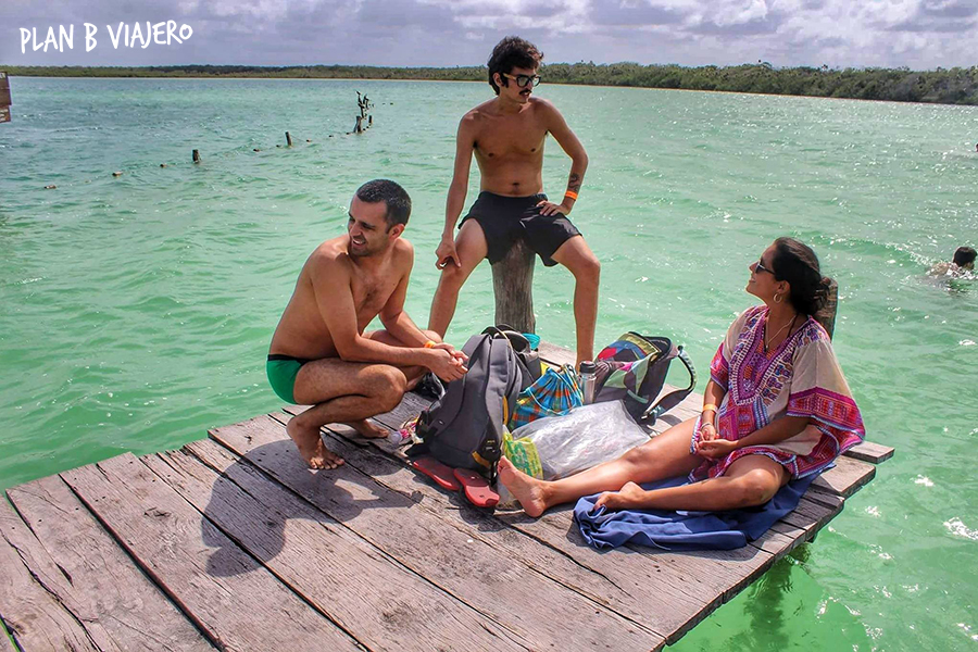 plan b viajero, laguna kaan luum, Laguna Kaan Luum Riviera Maya