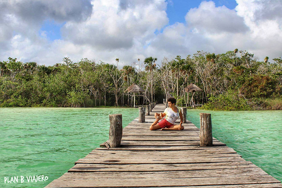 plan b viajero, turismo responsable, turismo sustentable, laguna kaan luum, laguna kaan luum como llegar