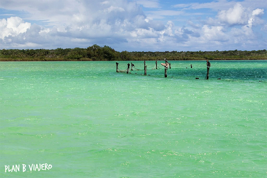 plan b viajero, laguna kaan luum cenote, sian ka'an