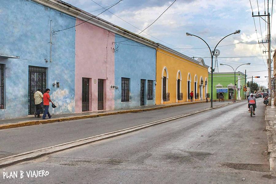 plan b viajero - peninsula de yucatan en bici - calkini