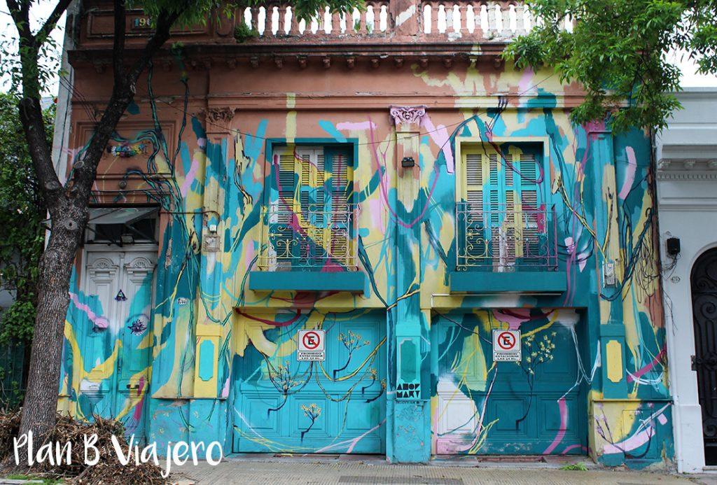 plan b viajero, buenos aires street art, arte urbano