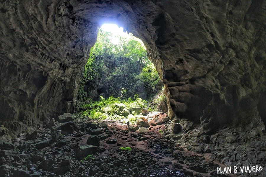 plan b viejero, lugares para visitar en San Luis Potosí, cuevas de mantetzulel