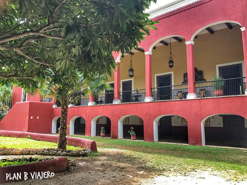 plan b viajero, lugares para visitar cerca de Merida, Hacienda Sotuta de Peon Merida