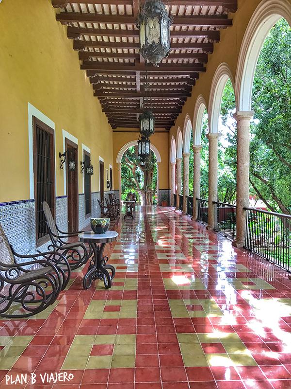 plan b viajero, lugares para visitar cerca de Merida, Hacienda Sotuta de Peon