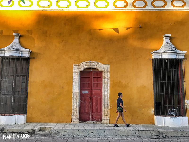 plan b viajero, lugares para visitar cerca de Merida, Izamal pueblo magico