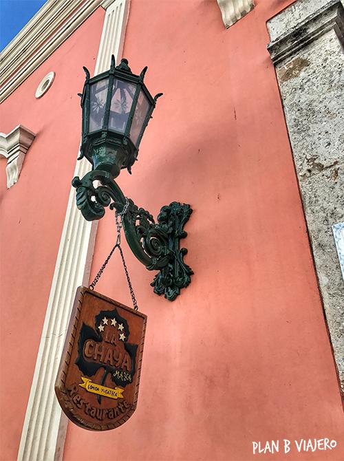 plan b viajero, comidas veganas que solo puedes probar en Yucatán, comida yucateca, restaurante de comida yucateca