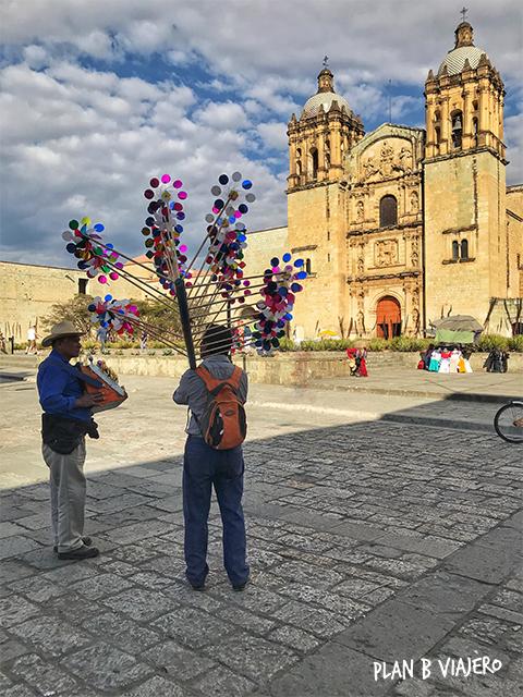 plan b viajero, que visitar en oaxaca de juarez, iglesia de santo domingo