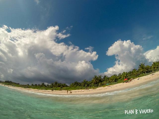 plan b viajero, lugares increíbles de Quintana Roo poco turísticos, xcacel xcacelito