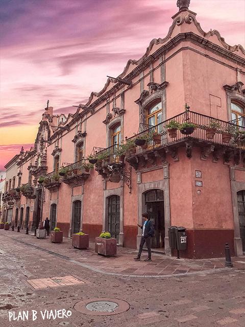plan b viajero, lugares para visitar en ciudad de queretaro, casa de la marquesa queretaro