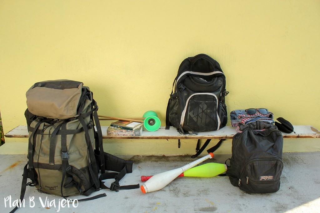 plan b viajero, como elegir una mochila de viajes