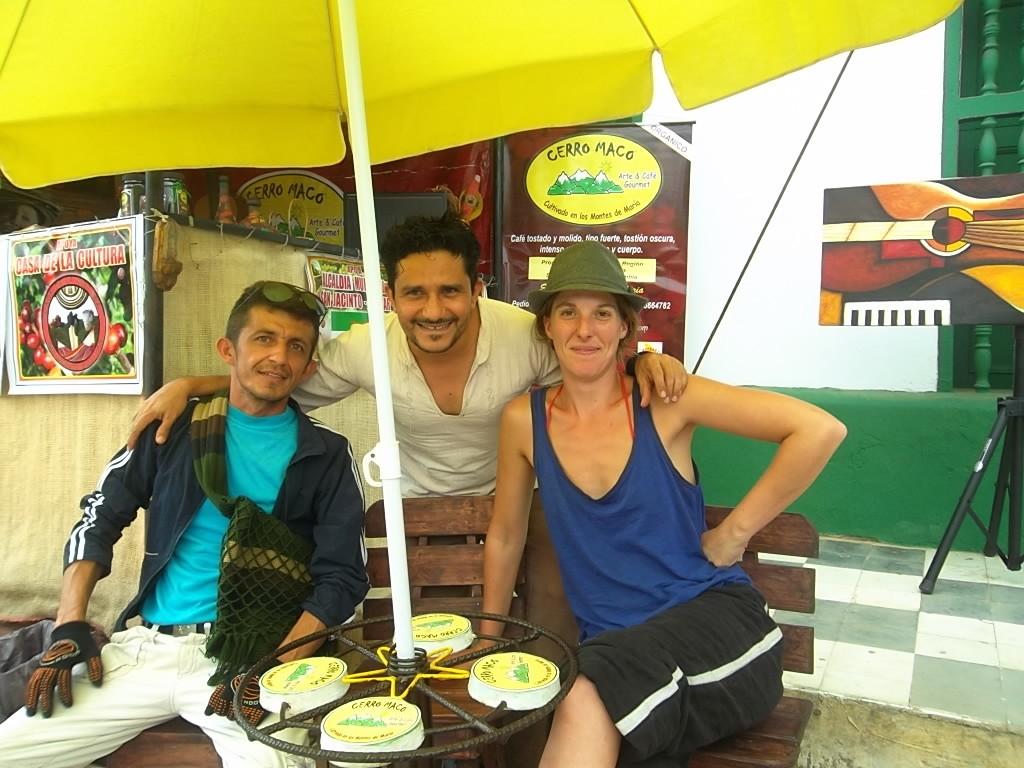 Plan B Viajero San Jacinto Cerro Maco Café