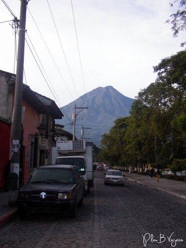 plan b viajero Ciudad de Guatemala y Antigua Volcán