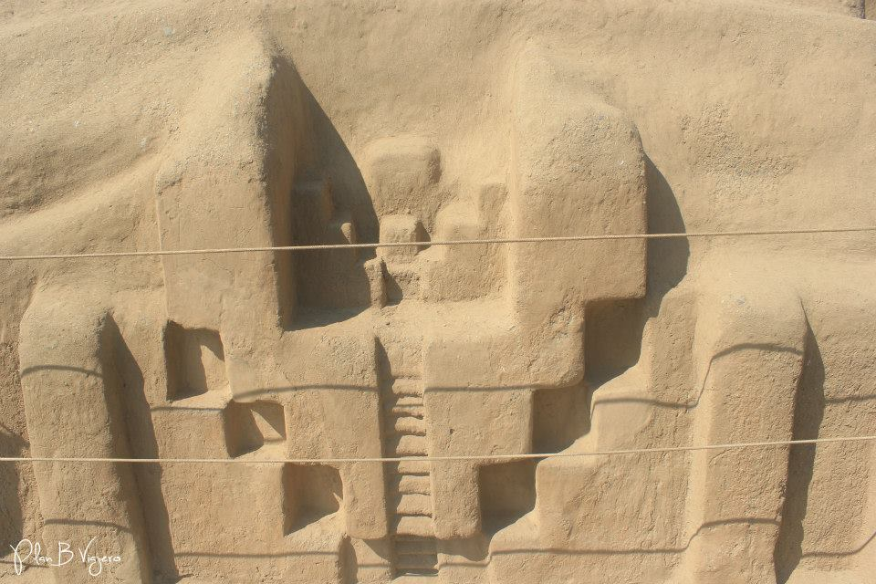 plan b viajero, ruinas de Chan Chan