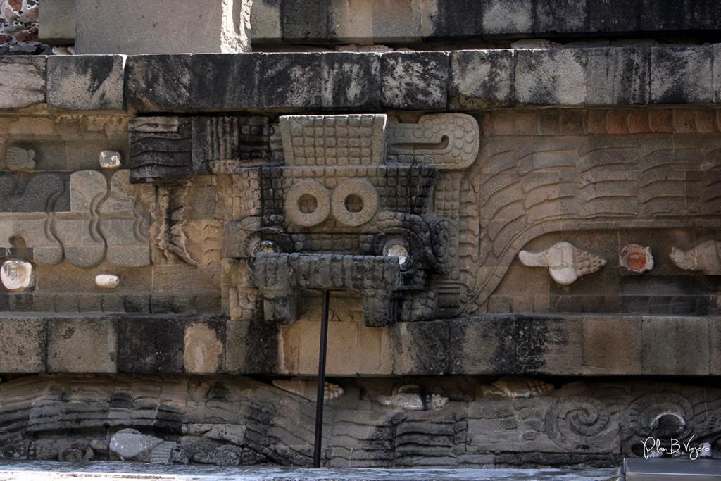 plan b viajero, templo de quetzalcoatl teotihuacan, tlaloc