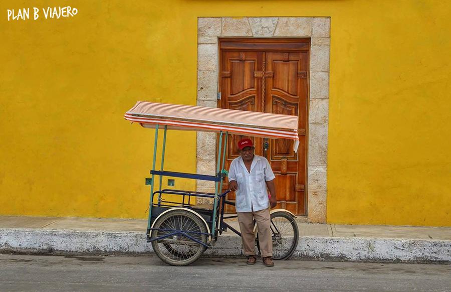 plan b viajero , peninsula de yucatan en bici , hecelchacán