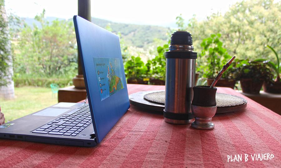 plan b viajero , trabajar mientras viajas por el mundo , ser nómada digital